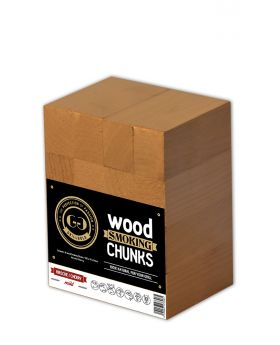 Grillgold Wood Smoking Chunks / Kirsche