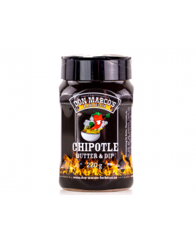 Don Marco's Chipotle Butter & Dip Seasoning 220g Streudose