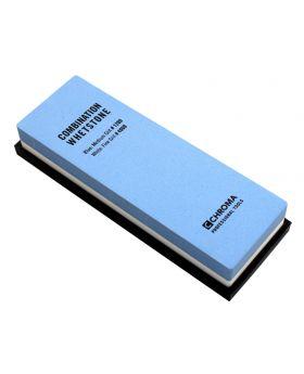 Schleifstein, Körnung 1200/4000, Maße: 18 x 6,0 x 2,8 cm