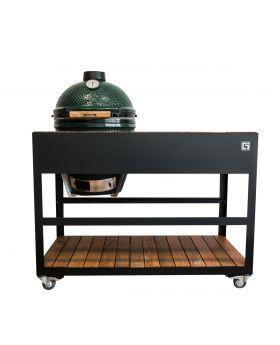 Grillzimmer Außenküchenmodul für BGE L oder Monolith Classic