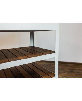 Grillzimmer Einlegeboden