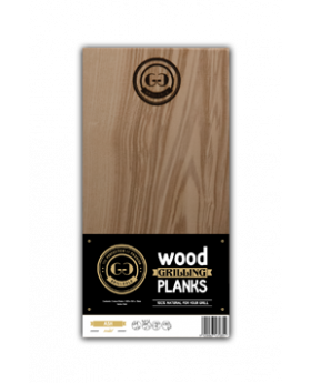 Grillgold Wood Grilling Plank / Esche