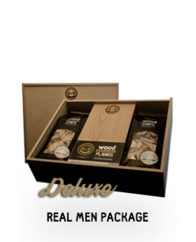 Grillgold Deluxe REAL MEN PACKAGE