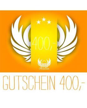 Gutschein 400