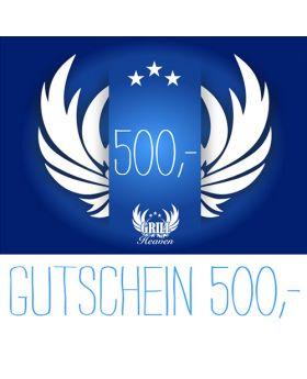 Gutschein 500 Euro