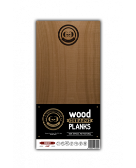 Grillgold Wood Grilling Plank / Kirsche