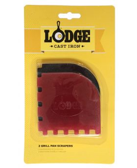 Lodge Durable Polycarbonate Grill Pan Scraper