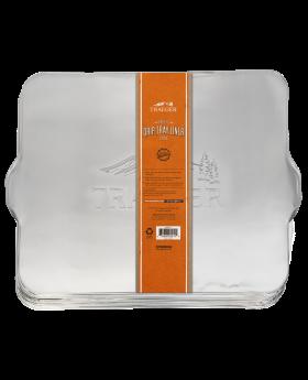 Traeger Ablaufblech-Schutzfolie für Timberline 850 - 5er Pack
