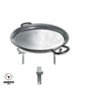 Moesta PAN'BBQ Set für Smokin' Pizza Ring