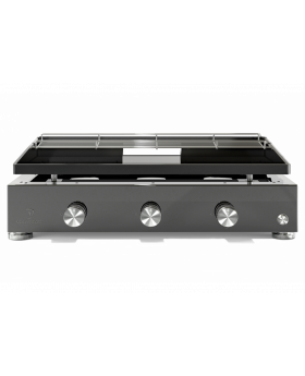 Verycook Plancha-Gasgrill SIMPLICITY 3 Brenner - emaillierte Stahlplatte