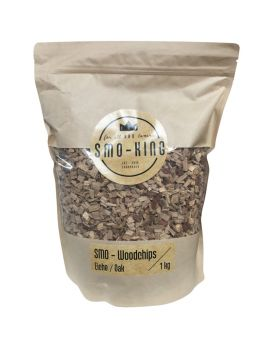 Smo-King-Smo-Woodchips Eiche 1kg