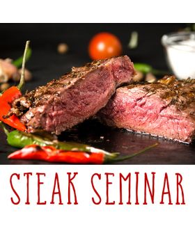 Adi Matzek Steak Seminar