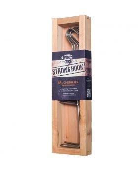 Axtschlag Strong Hook – handgefertigte Räucherhaken