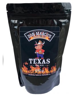 Don Marco's Texas Style Rub 630g Beutel