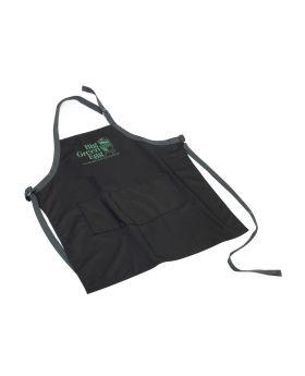 Schürze 'Komfort' in schwarz mit Big Green Egg Logo