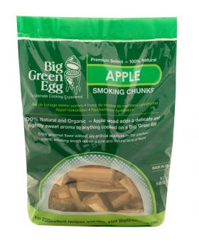 BGE Wood Chunks Apfel 9L