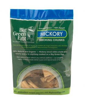 BGE Wood Chunks Hickory 9L