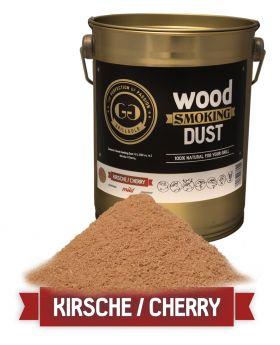 Wood Smoking Dust / Kirsche / 2 Liter  (122 cu. in.